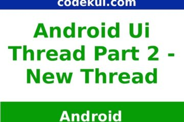 Free Android App Development Course Tutorial Online 2019